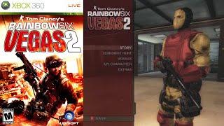 Tom Clancy's Rainbow Six: Vegas 2 [14] Xbox 360 Longplay