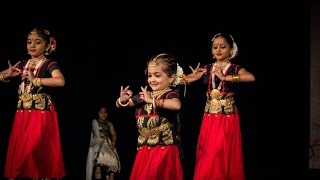Pushpanjali by Infants of SHAILUSHAM ARTS & CREATIONS! (Bharatanatyam) thumbnail