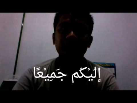 Belajar Memperkenalkan Diri dalam Bahasa Arab by Mr. Owen