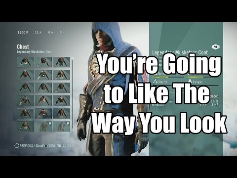 AC: UNITY- How To Get The Best Gear (Not By Paying For It)
