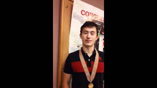 Patrick Chan dishes on Sept 9th fundraiser thumbnail