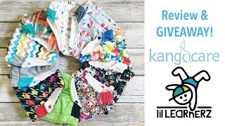 Review & GIVEAWAY: NEW Kanga Care Lil Learnerz THE BEST Potty Training Pants! tokidoki