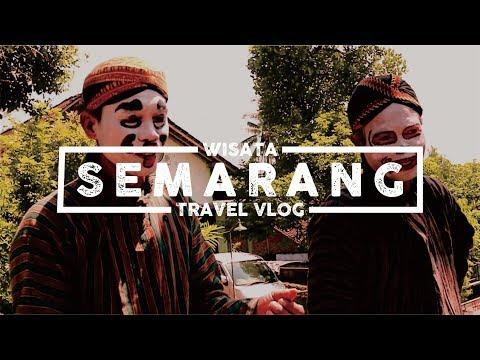 5 REKOMENDASI TEMPAT WISATA UNIK DI SEMARANG, Kamu wajib tahu! | Travel Vlog