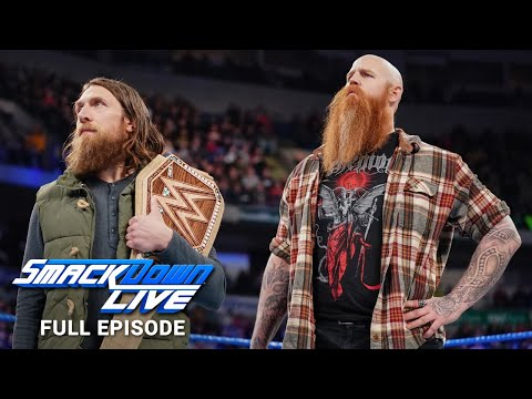 WWE SmackDown LIVE Full Episode, 5 March 2019 thumbnail