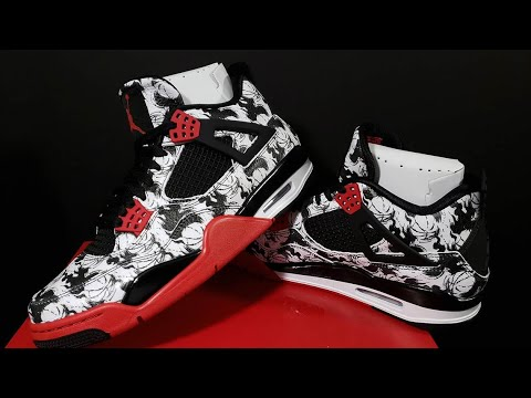 "promo code cbbce ed55d The Air Jordan 4 ""Tattoo"" RELEASE!"
