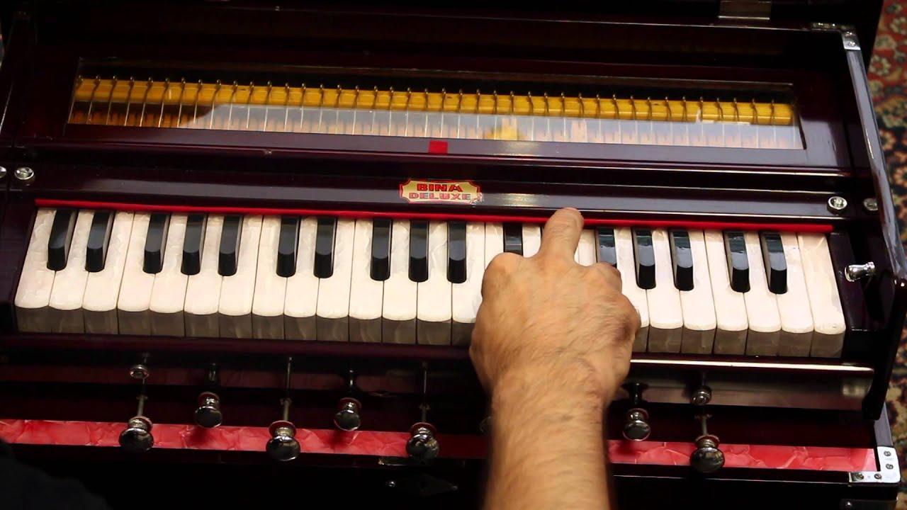 Bina 23B Deluxe Harmonium for Sale