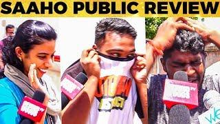 Saaho Public Review   Prabhas   Shraddha Kapoor   Sujeeth   Vamsi Pramod