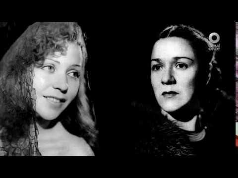 Artes - Nellie y Gloria Campobello/CENIDI (09/11/2016)