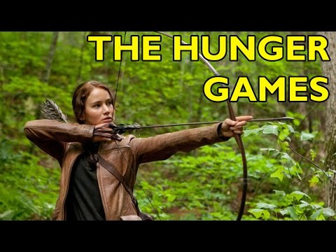 Movie Spoiler Alerts - The Hunger Games (2012) Video Summary