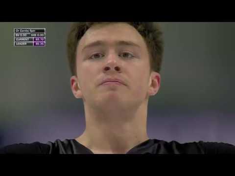 Произвольная программа. Мужчины. Финал Гран-при по фигурному катанию 2019/20