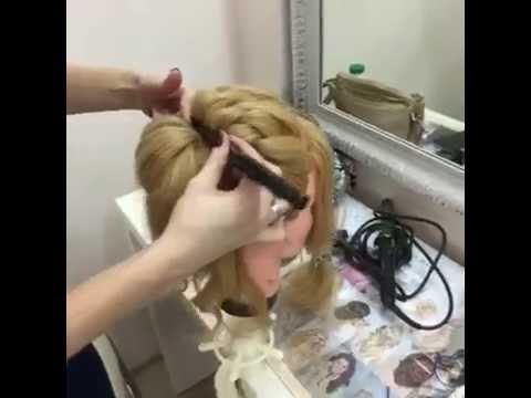 Боб на средние волосы: техника стрижки и варианты укладки
