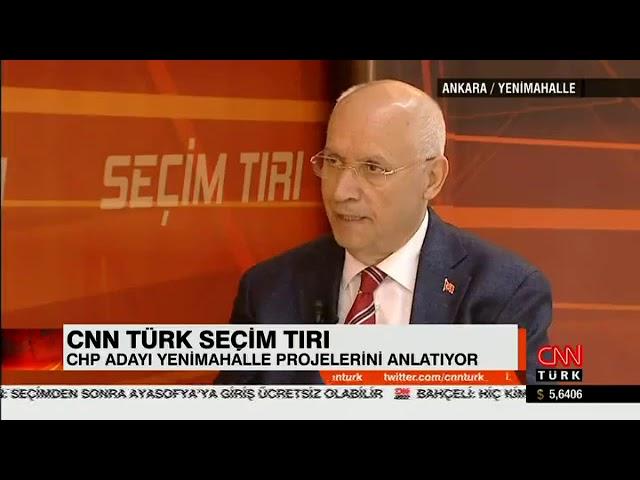 CNN Türk'te yeni dönem projelerimizi anlattım.