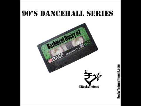 1990s Various artist Dancehall reggae mix DJ RTM @RockyTminus- Bashment Rocky 90s Dancehall series