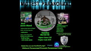 Paranormal Soup ep 141 Houston 5 Paranormal