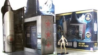 DOCTOR WHO Cold War Time Zone Playset Review | Votesaxon07