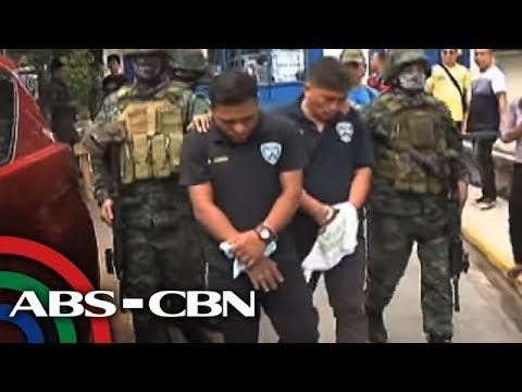Bandila: 2 sibilyan na tauhan ng HPG, arestado sa 'pangongotong'