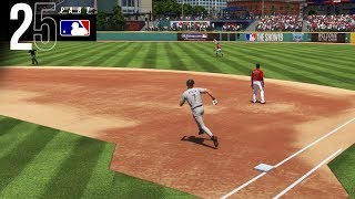 MLB 19 Road to the Show - Part 25 - 17 RUN BLOWOUT