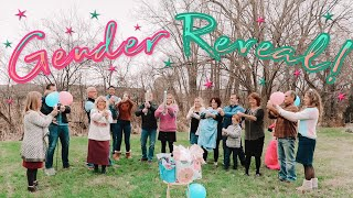 OFFICIAL GENDER REVEAL!!! BIG SURPRISE!! ;)