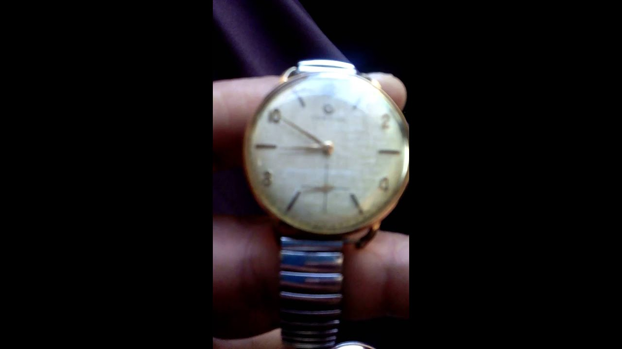 a06187b9c1977 ساعة قديمة ذو محرك سويسري للبيع 0557505323 - YouTube