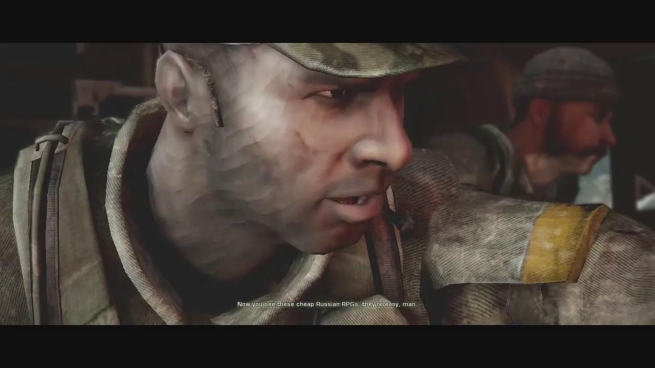 Heart Of Darkness: Battlefield 2 bad company