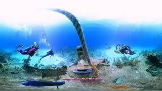 VR,  Last Man Diving, Virtual Dive on the James Bond Wrecks