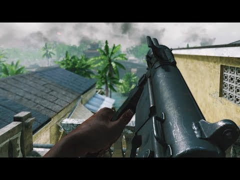 Return Of The Grease Gun (59 Kills) // Rising Storm 2 |