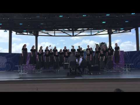 Tabb High School Girls Ensemble Disney World Performance