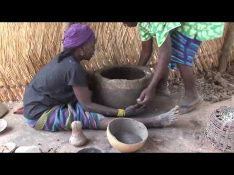IRON VILLAGE: The Mossi Village of Dablo in Burkina Faso