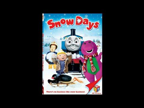 Hit Favorites: Snow Days 2008 DVD Menu Walkthrough