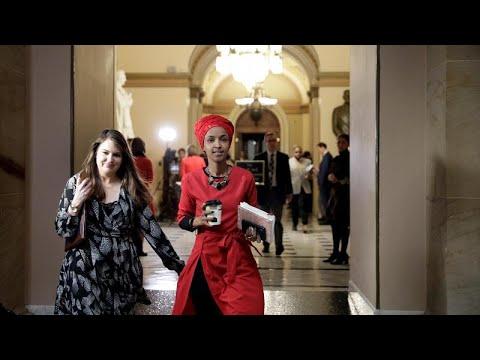 النائبة الأمريكية المسلمة إلهان عمر تعتذر مجدداً بعد اتهامها بمعاداة السامية…  - 12:54-2019 / 2 / 12