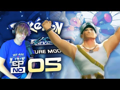 PRAISE THE BUG TYPES!! - Pokemon Battle Revolution Lets Play w/ Astroid! EP 05!