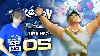 PRAISE THE BUG TYPES!! - Pokemon Battle Revolution Lets Play w/ Astroid! EP 05!
