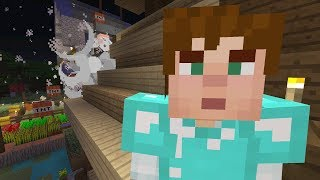 Minecraft Xbox - My Story Mode House - Ka-Boom!