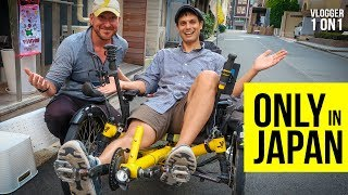ONLY in JAPAN | Who is John Daub?