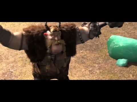 اعلان قصير من فلم كيف تروض تنينك 2