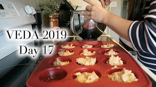VEDA 2019 Day 17: Took It Slow Today