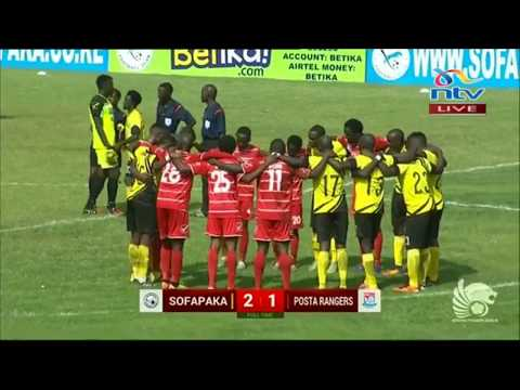 New signings strike as Sofapaka edge Posta Rangers in Machakos