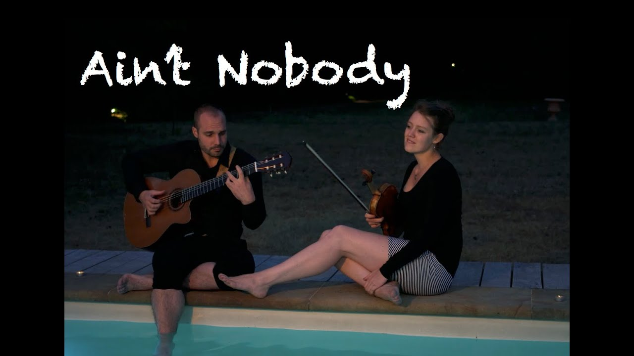 Saela Whim - Ain't Nobody (Hawk Wolinski)