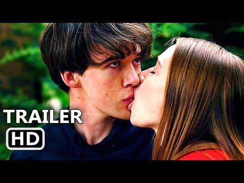 THE END OF THE F***ING WORLD Official Trailer (2018) Teen, Comedy, Netflix TV Show HD