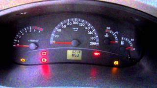 Lada Kalina 1,6 8V Cold Start -22