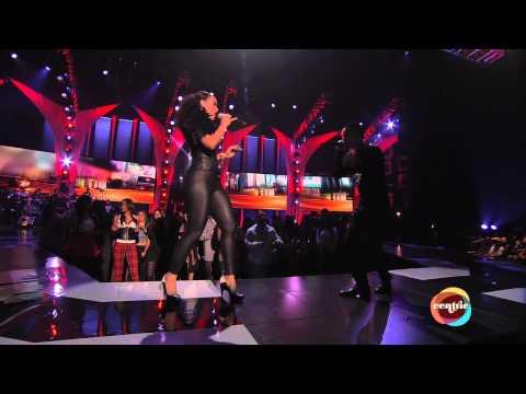 "2012 Soul Train Awards Elle Varner Performance ""Refill"""