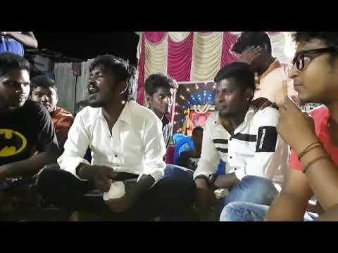 Gana Mani & local Raji Potti Gana recording room song