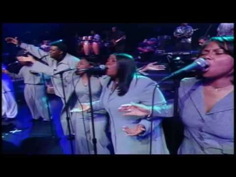 Fred Hammond & Radical For Christ - Let Me Praise You Now (Live).wmv