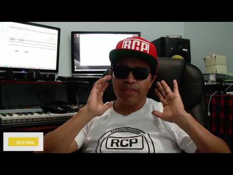 Making beat in Sony acid pro/RCP7604/2018