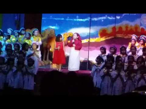 A Christmas Story, presented by St. Paul College Pasig