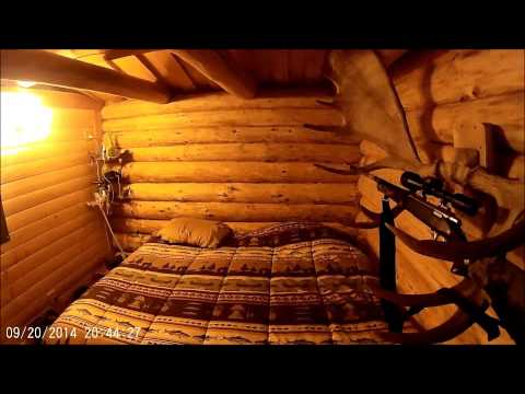 A Look At My Alaskan Bush Cabin