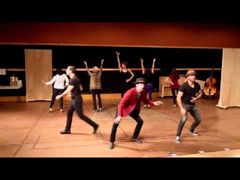 """""""Broadway Baby"""" Performed by Emily Skinner and Selection from GRIND by PRINCE OF BROADWAY Cast"""
