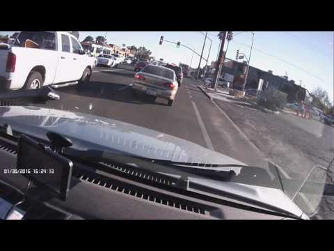 Uniden DCAM Dashcam Car Crash Performance