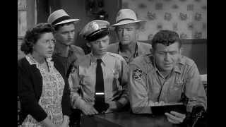 The Andy Griffith Show: Stranger In Town (parody trailer)