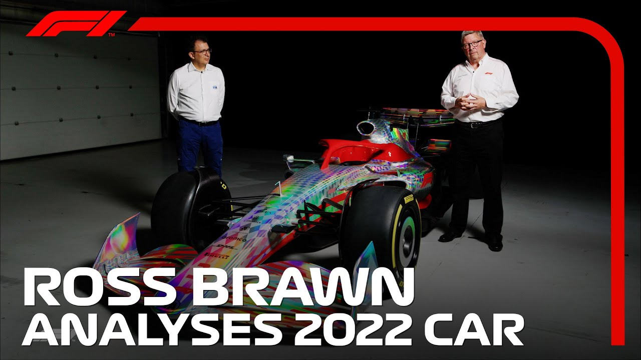 Download Ross Brawn Analyses The 2022 Formula 1 Car